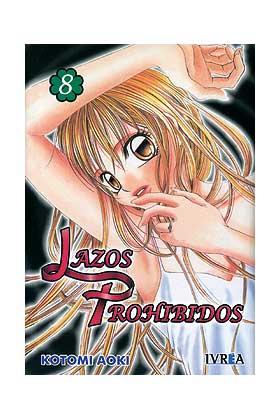 LAZOS PROHIBIDOS 08 (COMIC)