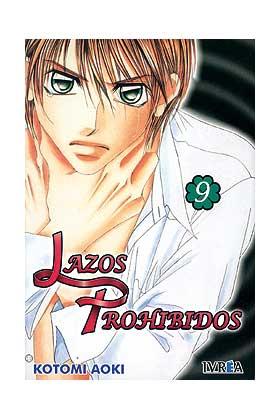 LAZOS PROHIBIDOS 09 (COMIC)