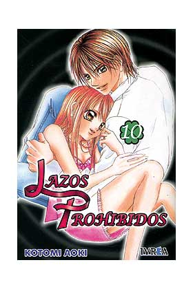 LAZOS PROHIBIDOS 10  (ULTIMO NUMERO) (COMIC)
