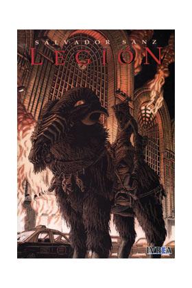 LEGION (TOMO UNICO) (COMIC)
