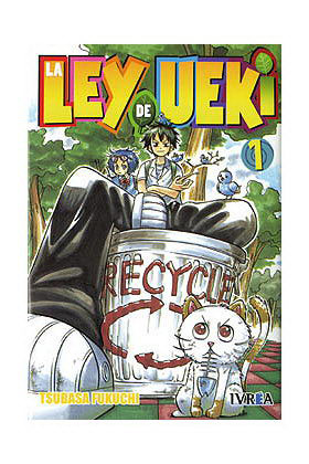 LA LEY DE UEKI 01 (COMIC)