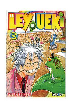 LA LEY DE UEKI 03 (COMIC)