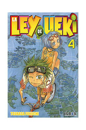 LA LEY DE UEKI 04 (COMIC)