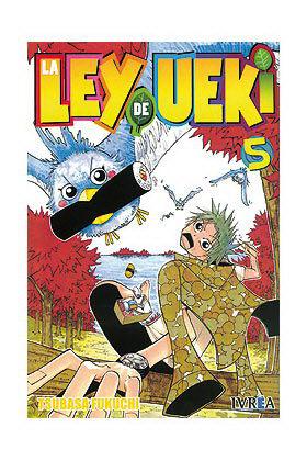 LA LEY DE UEKI 05 (COMIC)