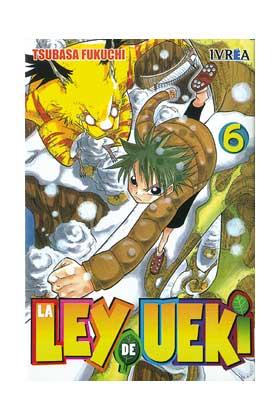 LA LEY DE UEKI 06 (COMIC)