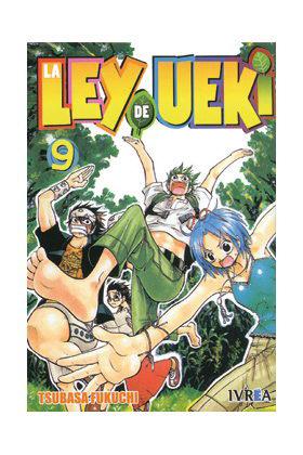 LA LEY DE UEKI 09 (COMIC)