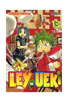LA LEY DE UEKI 13 (COMIC)