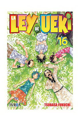 LA LEY DE UEKI 16 (COMIC)