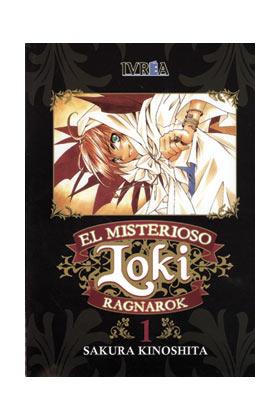EL MISTERIOSO LOKI RAGNAROK 01 (COMIC)