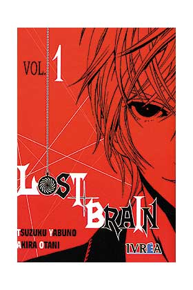 LOST BRAIN 01 ( DE 3 )  (COMIC)