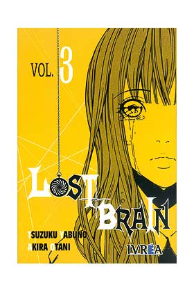 LOST BRAIN 03 ( DE 3 ) (COMIC) (ULTIMO NUMERO)