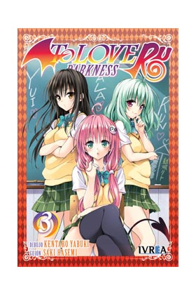 TO LOVE RU DARKNESS 03 (COMIC)
