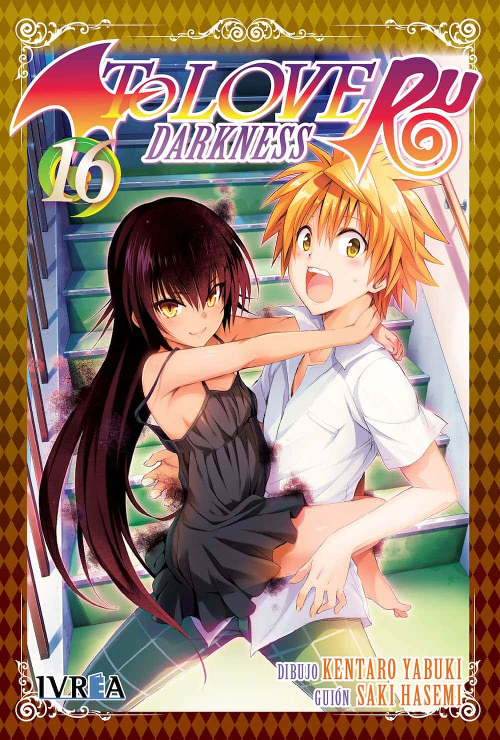 TO LOVE RU DARKNESS 16 (COMIC)
