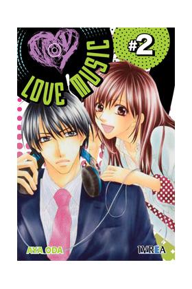 LOVE MUSIC 02 (COMIC)