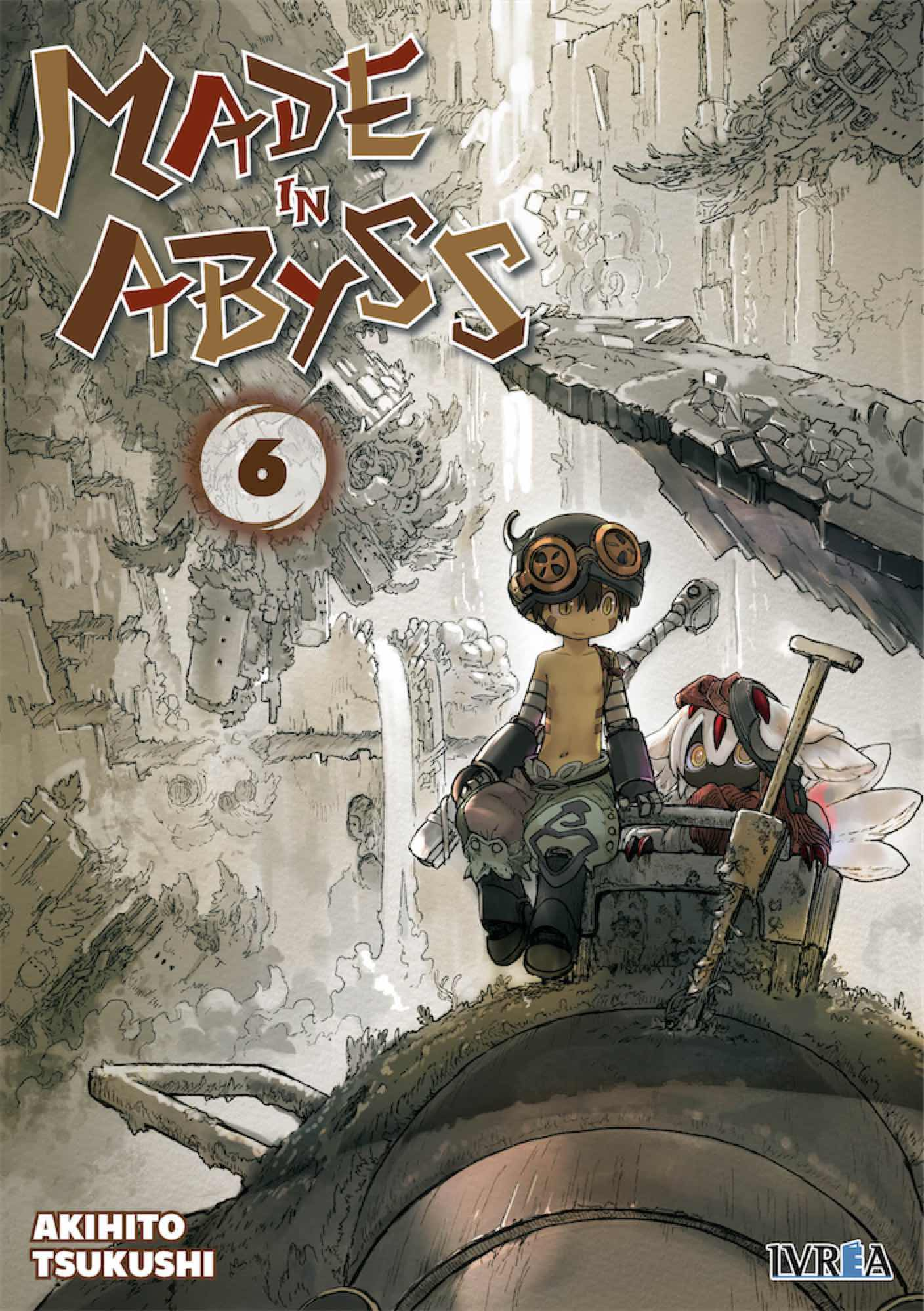 MADE IN ABYSS 06 (COMIC)