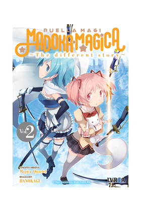 MADOKA MAGICA THE DIFFERENT STORY 02 (COMIC)