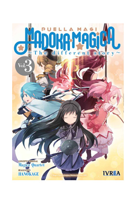 MADOKA MAGICA THE DIFFERENT STORY 03 (COMIC)