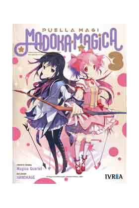 MADOKA MAGICA 03 (COMIC)