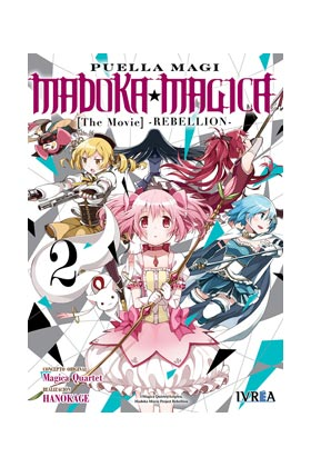 MADOKA MAGICA: THE MOVIE REBELLION 02 (COMIC)