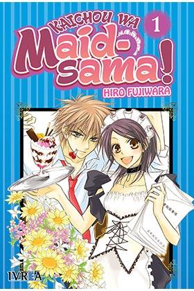 KAICHOU WA MAID-SAMA! 01 (COMIC)