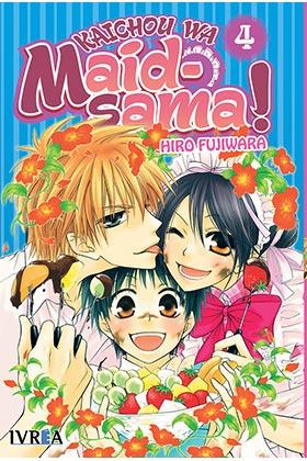 KAICHOU WA MAID-SAMA! 04 (COMIC)