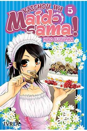 KAICHOU WA MAID-SAMA! 05 (COMIC)