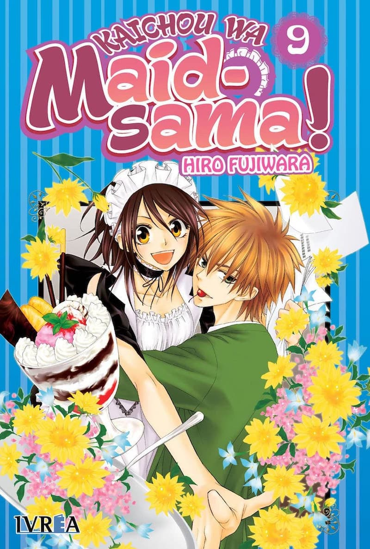 KAICHOU WA MAID-SAMA! 09 (COMIC)