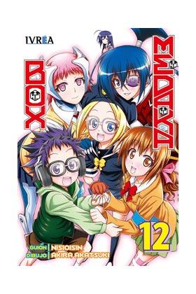 MEDAKA BOX 12 (COMIC)
