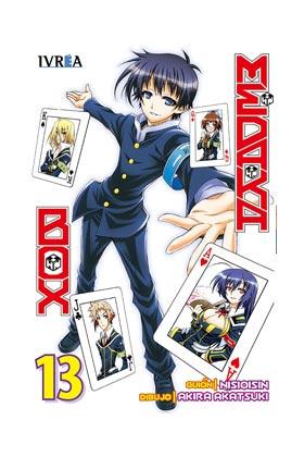 MEDAKA BOX 13 (COMIC)