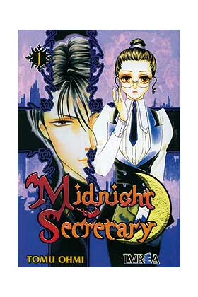 MIDNIGHT SECRETARY 01 (COMIC)