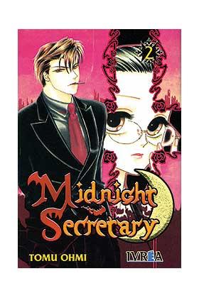 MIDNIGHT SECRETARY 02 (COMIC)
