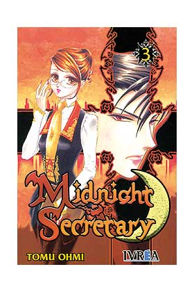 MIDNIGHT SECRETARY 03 (COMIC)