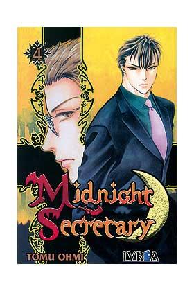 MIDNIGHT SECRETARY 04 (COMIC)