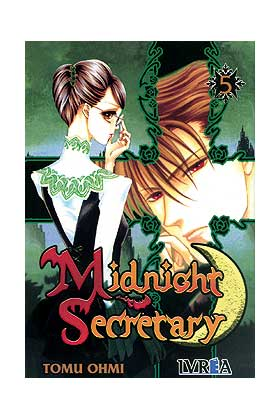 MIDNIGHT SECRETARY 05 (COMIC)