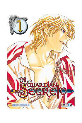 MI GUARDIAN SECRETO 01 (COMIC)