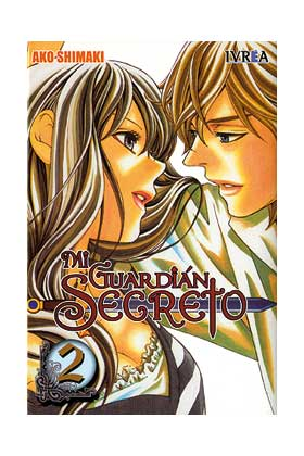 MI GUARDIAN SECRETO 02 (COMIC) (ULTIMO)