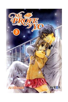 MI PROFE Y YO 03 (COMIC)