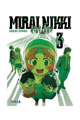 MIRAI NIKKI 03 (COMIC)