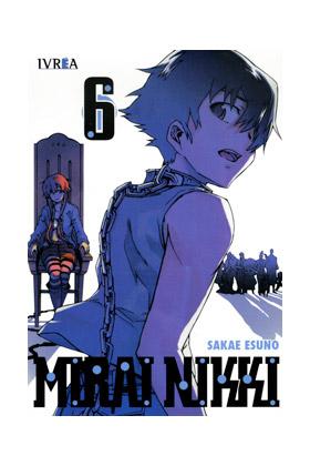 MIRAI NIKKI 06 (COMIC)