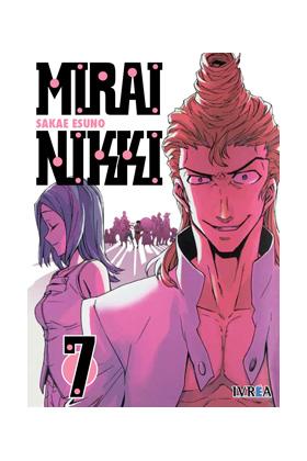 MIRAI NIKKI 07 (COMIC)