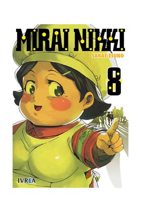 MIRAI NIKKI 08 (COMIC)