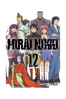 MIRAI NIKKI 12 (COMIC)