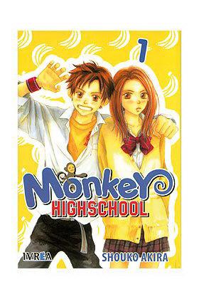 MONKEY HIGHSCHOOL 01 (COMIC)