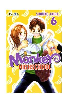 MONKEY HIGHSCHOOL 06 (COMIC)