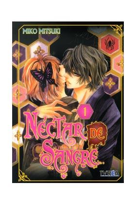 NECTAR DE SANGRE 01 (COMIC)
