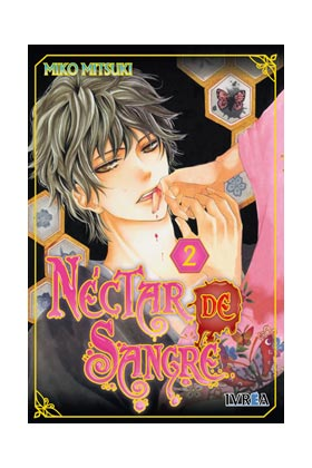 NECTAR DE SANGRE 02 (COMIC) (ULTIMO NUMERO)