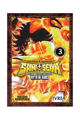 SAINT SEIYA. NEXT DIMENSION MYTH OF HADES 03 (COMIC)