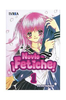 NOVIO FETICHE 01 (COMIC)