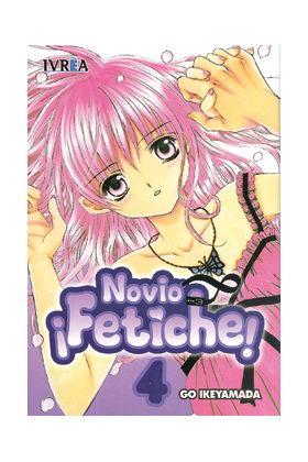 NOVIO FETICHE 04 (COMIC)