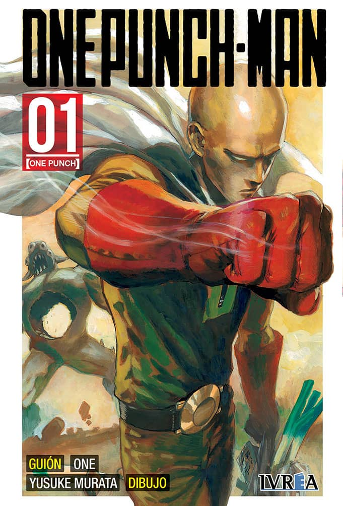 ONE PUNCH-MAN 01 (COMIC)